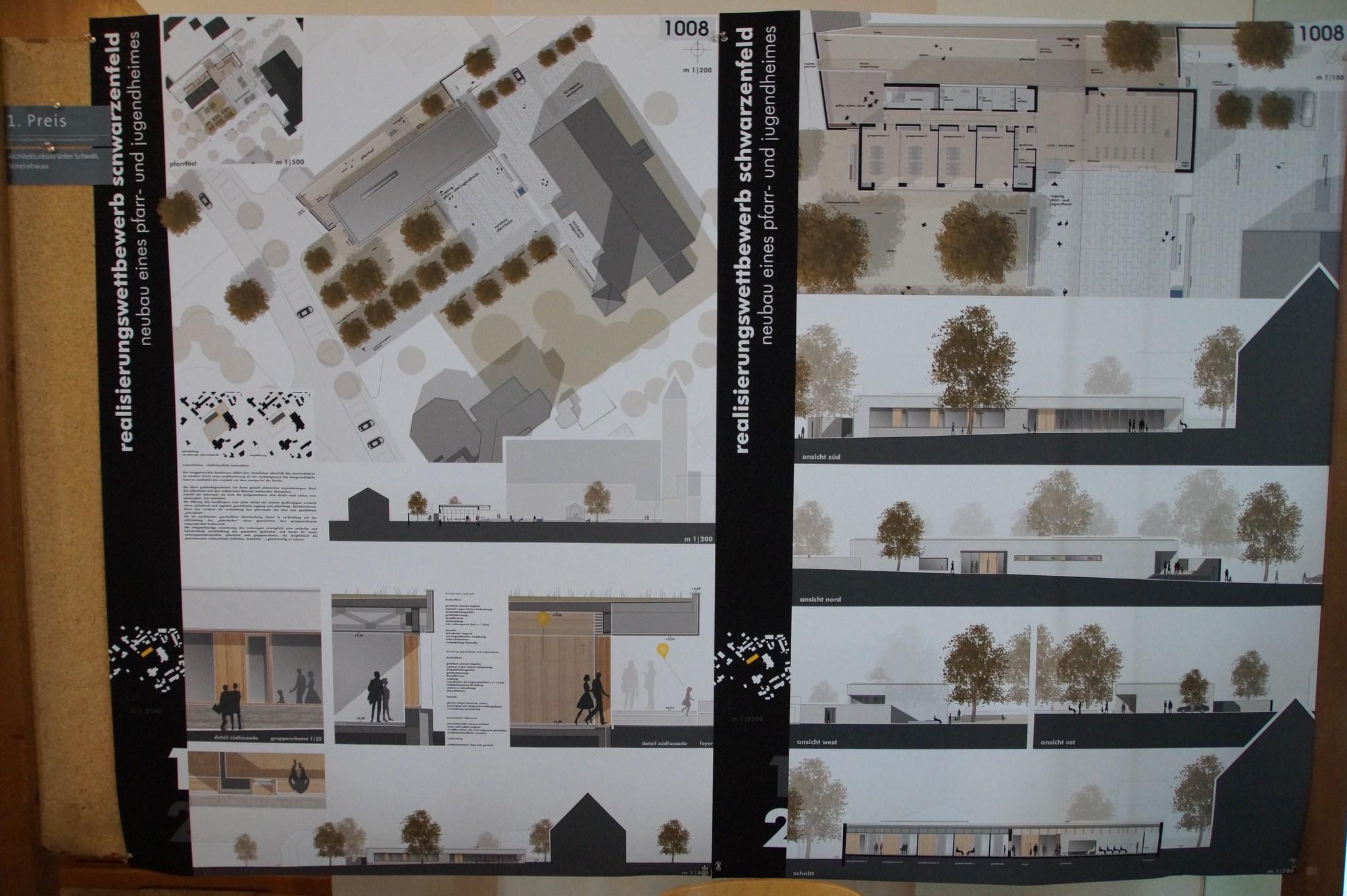 20160617-Pfarrheim Schwarzenfeld-1.Preis-Volker Schwab Vohenstrauss-Gesamtplan