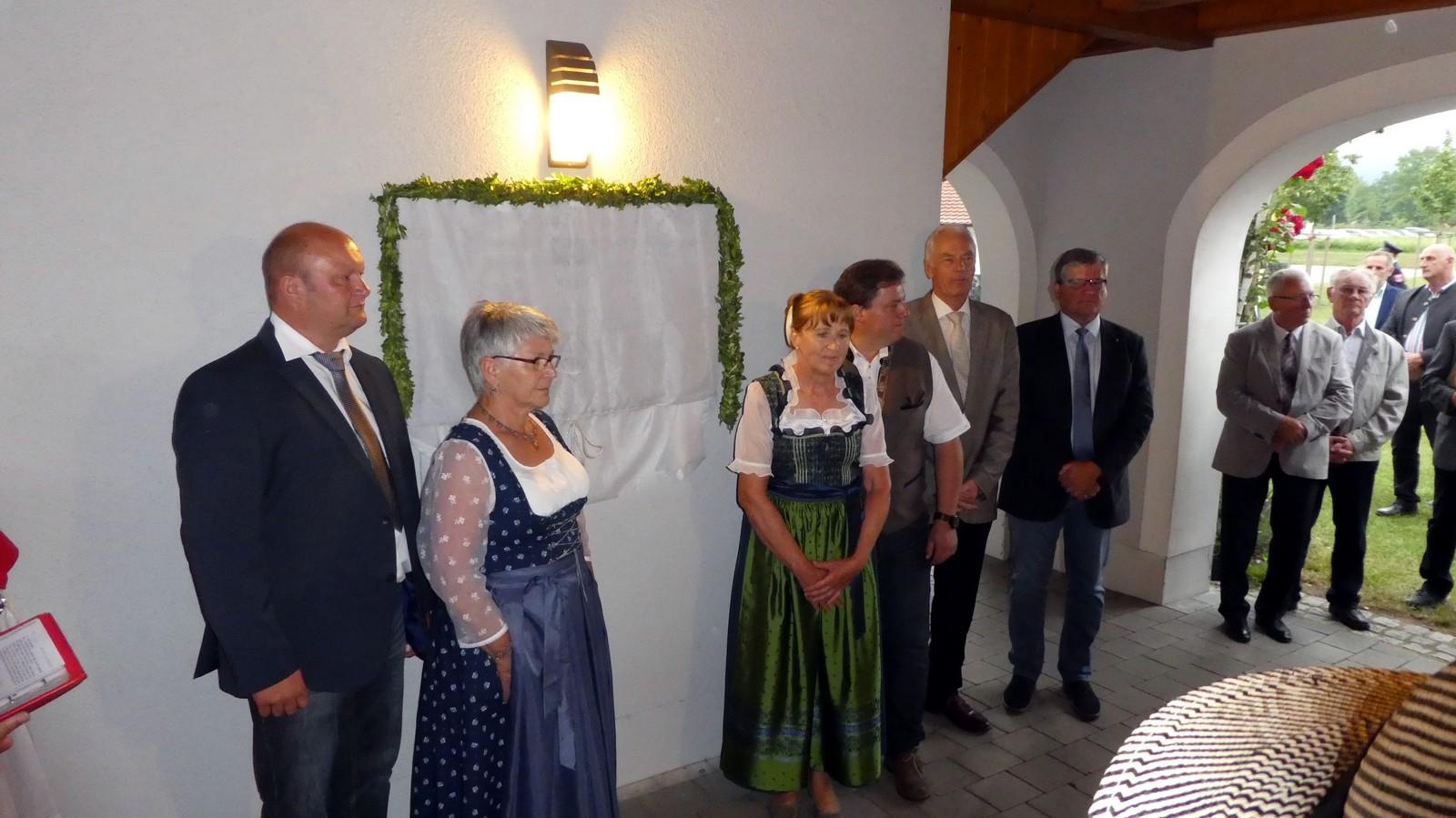 20180609-Abschluss Dorferneuerung Wölsendorf-Helferfest 13 Wilhelm Thomas P1000993