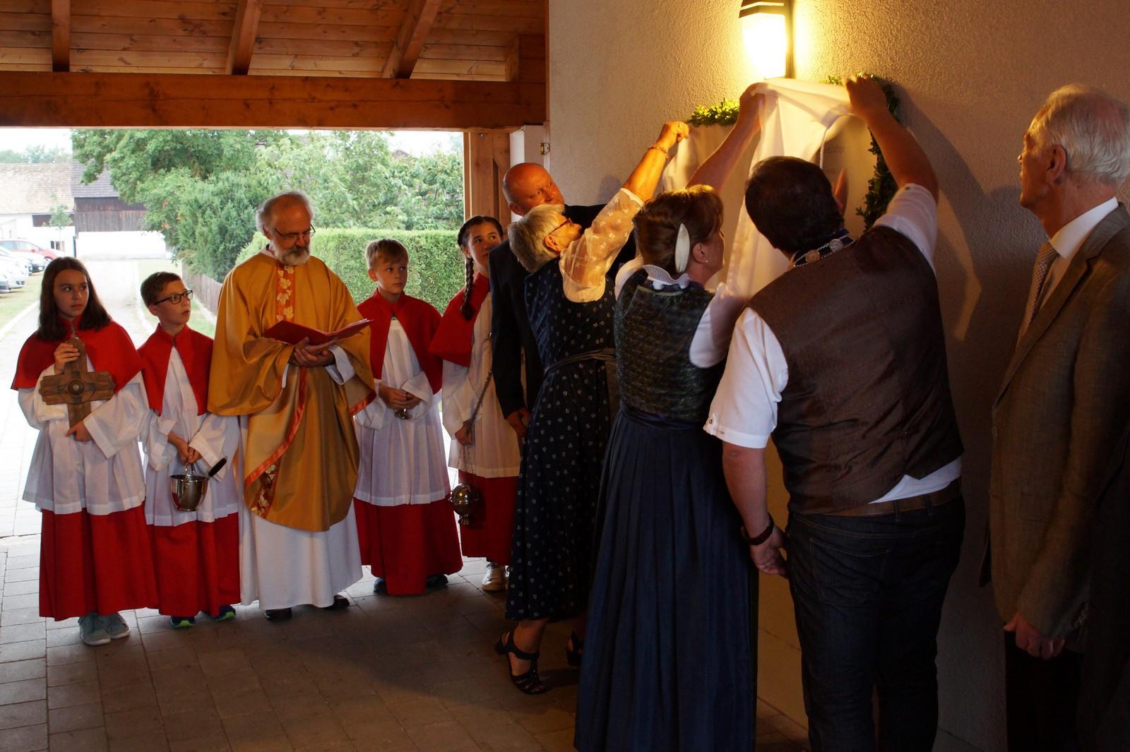 20180609-Abschluss Dorferneuerung Wölsendorf-Helferfest 15 Bierler Josef DSC02130