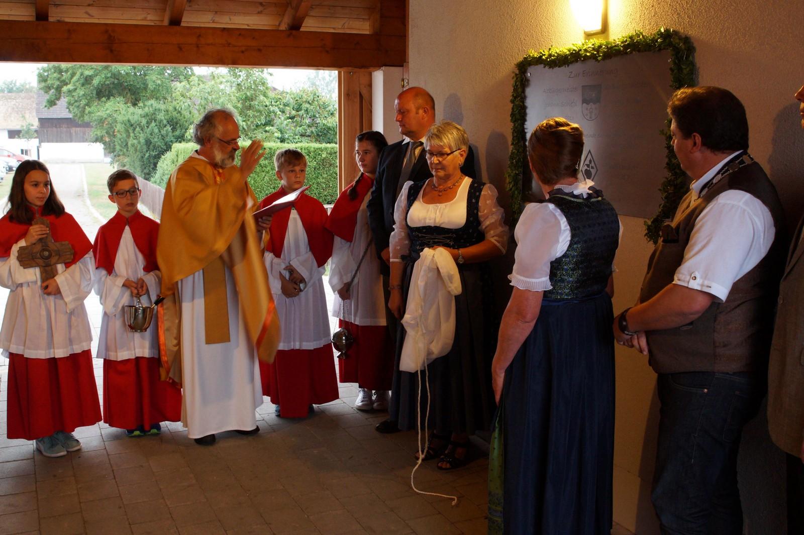 20180609-Abschluss Dorferneuerung Wölsendorf-Helferfest 16 Bierler Josef DSC02136