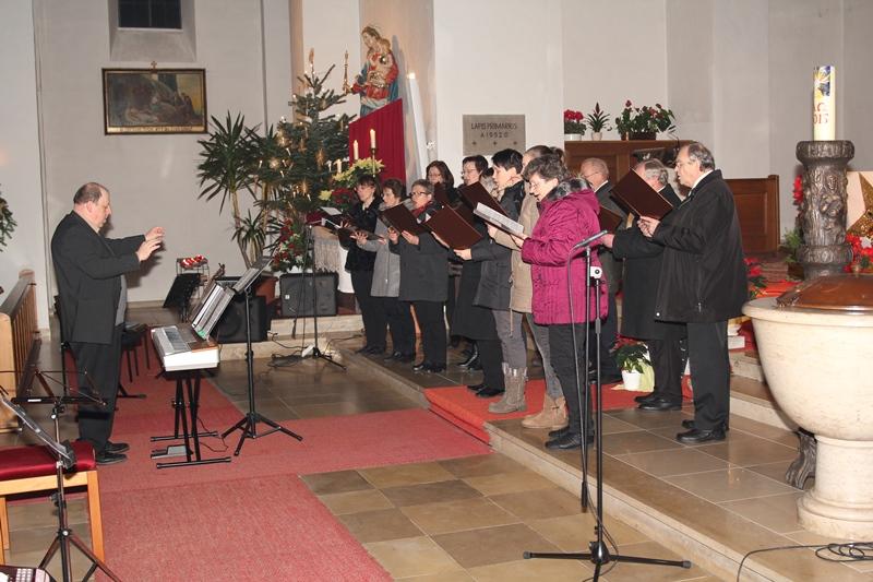 Kirchenchor Schwarzenfeld 2